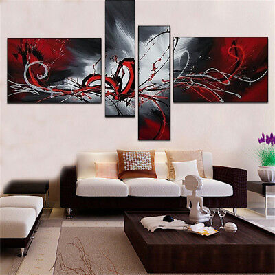 100%Hand-painted Home Modern Abstract Oil Painting On Canvas Wall Art Decoration