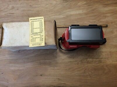 Jackson Snugside Cutting / Welding Goggles WS-85 NIB - NEVER USED !
