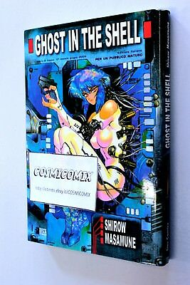 STORIE DI KAPPA n. 117 GHOST IN THE SHELL n. 1 Star Comics 2004 Shirow Masamune