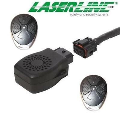 Laserline LM871-PIN Remote Controlled Alarm for Motorcycle & Scooter & Bike