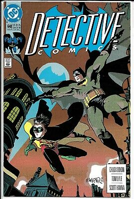 Detective Comics #648 1st Full Appearance of The Spoiler! Excellent NM-/NM