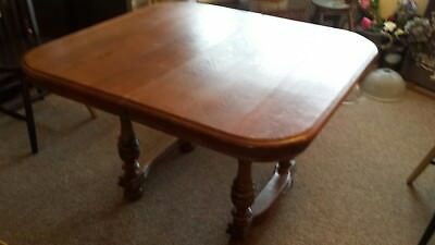 Antique 18th Century French Oak Refectory / Dining Table