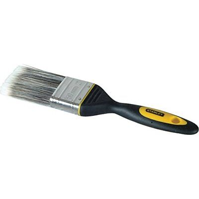 Precise Engineered Stanley Dynagrip Synthetic Paint Brush 75mm [Pack of 1] - w/3