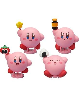 Corocoroid Kirby Collectible Figures (Set of 6).