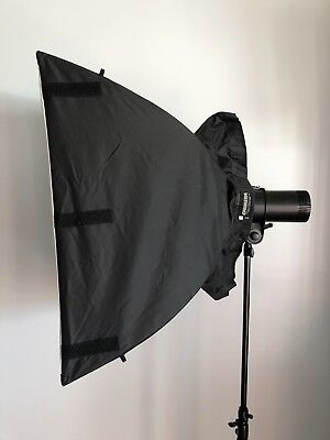 "Professional Chimera ""Pro Small"" (60x80cm)  24x32"" Softbox for Flash"