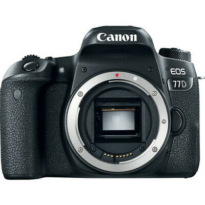 Canon EOS 77D 24.2MP HD DSLR Camera (Body Only) #1892C001