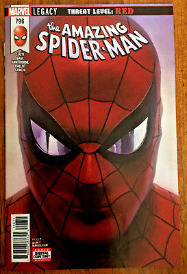 AMAZING SPIDER-MAN #796 1st Print SOLD OUT - ALEX ROSS - Red Goblin Carnage  NM
