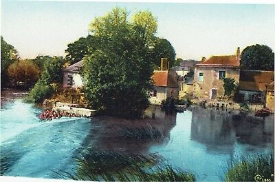 CPA -Carte postale-  FRANCE -AZAY LE RIDEAU - Son Moulin (iv 518)