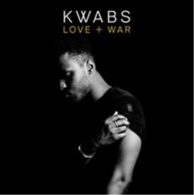 "Kwabs-Love + War  (US IMPORT)  Vinyl / 12"" Album NEW"