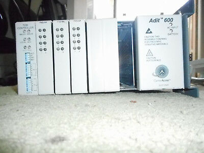 Carrier Access  Adit  600 Unit w/ 3 FXS Cards, TDM Controller & Power Supply