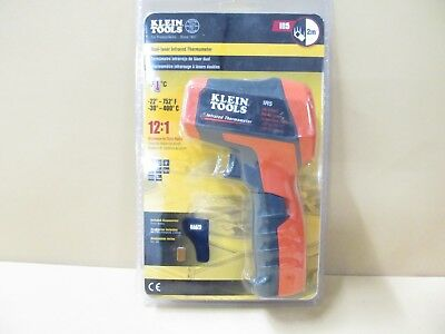 Klein Tools IR5 Dual-Laser Digital Infrared Thermometer