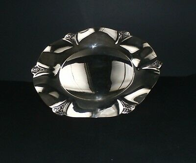 Wm Rogers Silverplate Serving Tray