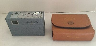 Whittaker Micro 16 Subminiature Camera with Case