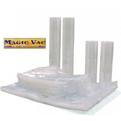 42635 Magic Vac Buste Goffrate Cm.20X30 Per Sottovuoto Pz.100