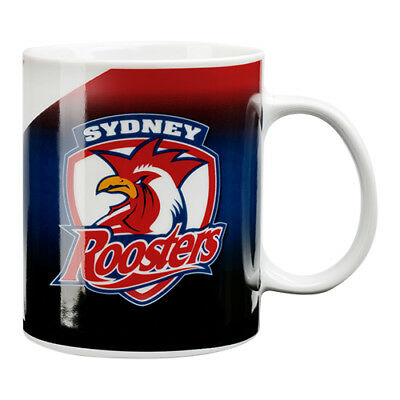 Sydney Roosters NRL Ceramic Coffee Mug/Cup **NRL OFFICIAL MERCHANDISE**