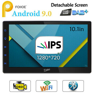 Italiano 2Din Autoradio Android 6.0 Double GPS Navi DAB+ Wifi DTV Car DVD Player