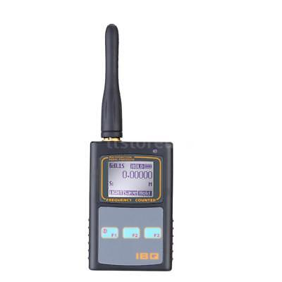 Digital Frequency Counter Meter UHF Antenna 50MHz-2.6GHz for Two Way Radio J5O7