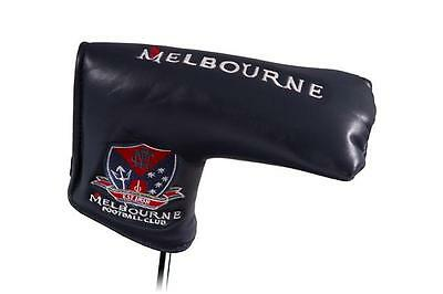Afl Standard Putter Cover - Melbourne - Official Afl Merchandise - New!