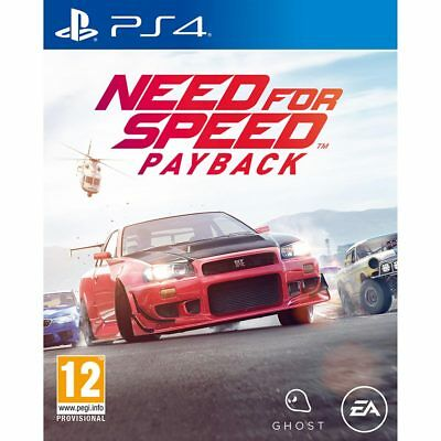 Sony PlayStation P4RESIELE12156 Need For Speed Payback For PS4