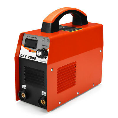 Premium Plasma Stick Inverter Welder Welding Machine ARC 120 AMP EU US Plug