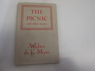 Acceptable - The Picnic and Other Stories - De La Mare, Walter 1944-01-01 Foxing