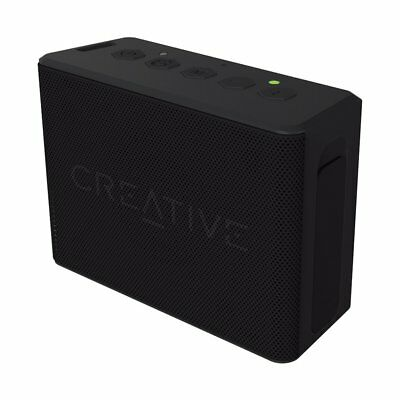 Creative MUVO 2C Bluetooth Wireless Speaker Lautsprecher Boxen 7-1.3-0728 black