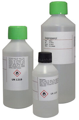 Isopropyl pur à 99,9% alcool isopropylique isopropanol IPA propan-2-ol nettoyant