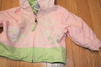 Baby Girls 12 Months Infant Spring, Summer Lightweight Jacket-Non Lined