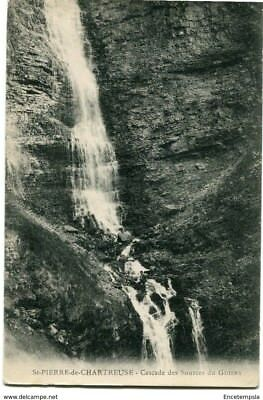 CPA -Carte postale-  France - Saint Pierre de Chartreuse - Cascade des Sources
