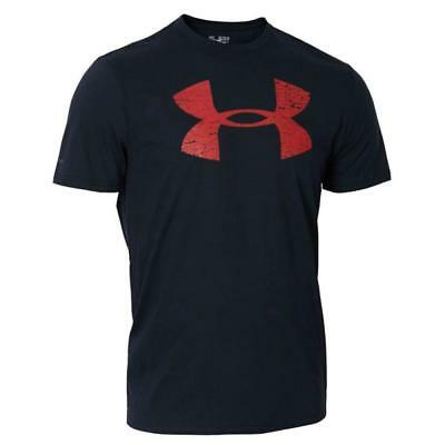 Under Armour Wales Official Rugby T-Shirt Black & Red All sizes low low price!