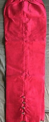 Indian Ethnic Raw Silk Pink Pant Palazzo Trouser