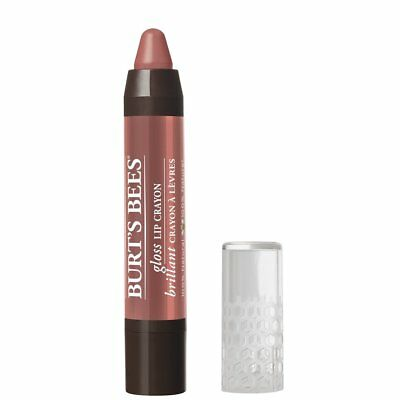 Burt's Bees 100% Natural Moisturizing Gloss Lip Crayon, #412 Santorini Sunrise