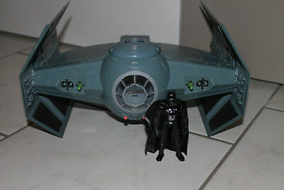 Star Wars POTF Darth Vaders Tie Fighter - Kenner