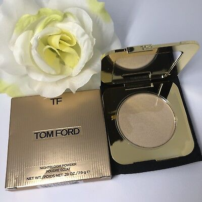 TOM FORD Nightbloom Powder Highlighter 01 BLACK BLOOM Orchid Fall 2016 NEW Box