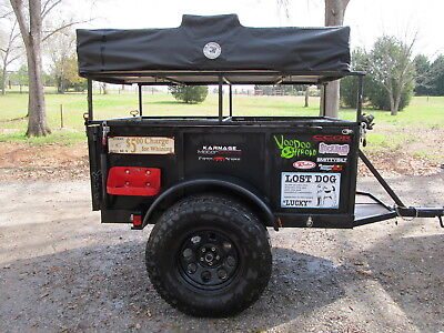 Off Road Excursion Camper Trailer