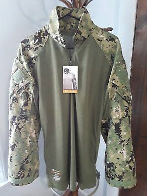 New with Tags Crye Precision AOR 2 G3 Gen 3 Combat Shirt Medium Regular