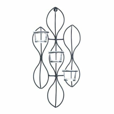 Wall Sconce Candle Bathroom Modern Metal Candle Sconces Wall Decor