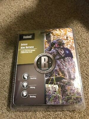 Bushnell Deluxe Binocular Harness (brand new in package)