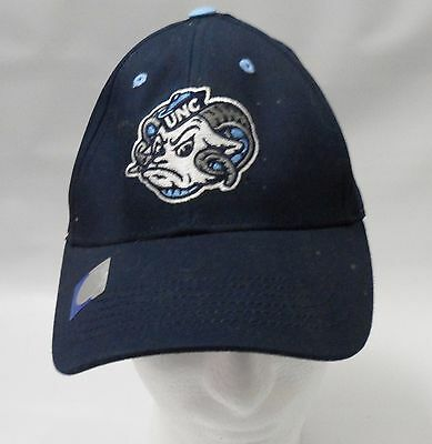 North Carolina Tar Heels NCAA Embroidered Strapback Cap Blue One Size UNC 0a2341409ccd