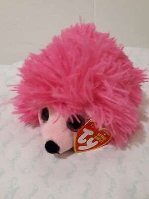 TY Beanie Baby Hedgehog Lilly like new with tags