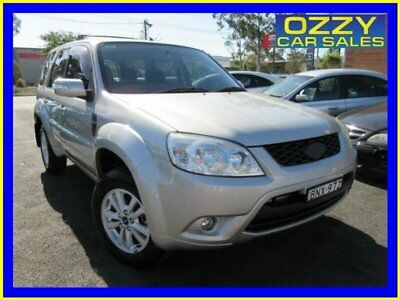2010 Ford Escape ZD Beige Automatic 4sp A Wagon
