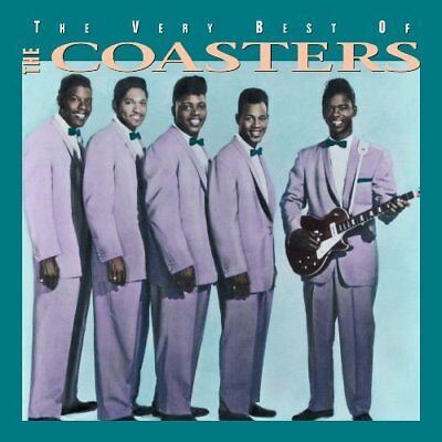 Coasters-Very Best Of The Coasters  (Us Import)  Cd New