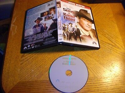 The Sons of Katie Elder (DVD, 2011, Canadian French)
