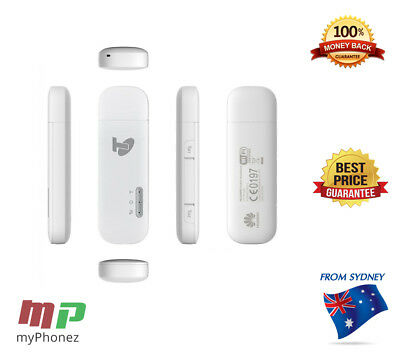 New Huawei E8372 USB + Wifi 4GX 4G UNLOCKED Mobile Broadband Modem AUSSIE STOCK