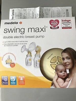 Madela Swing Maxi Double Electric Breast Pump -