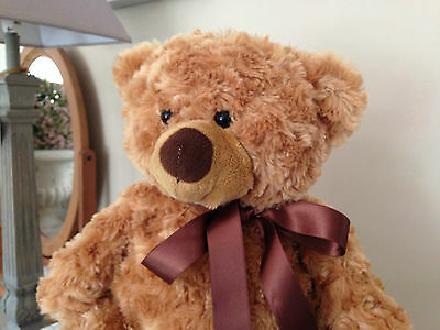 Peluche doudou OURS Marionnaud Collector