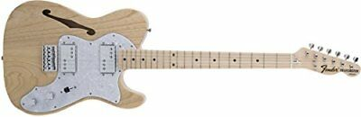 Fender MIJ Traditional '70s Telecaster? Thinline Maple Natural (197