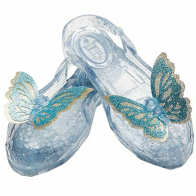Disney Cinderella Enchanted Waltz Light Up Glass Slippers- Brand New & Boxed