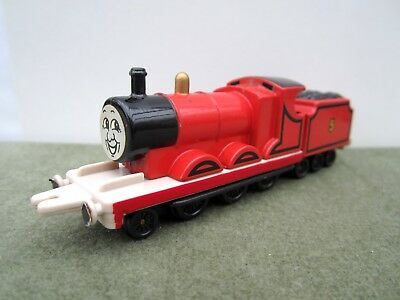 ERTL Thomas The Tank Engine Friends PAPER FACE JAMES
