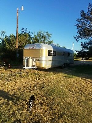 Silver Streak Travel Trailer